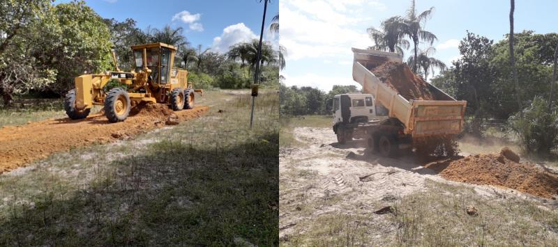 Prefeitura de Cabeceiras intensifica os serviços de manutenção nas estradas vicinais do município