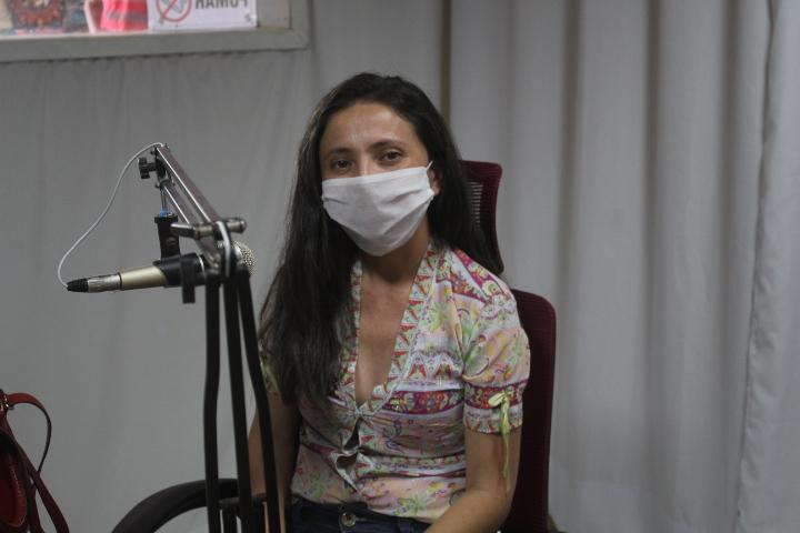 Entrevista com a Coodenadora da Vigilância Sanitária de Valença do Piauí.