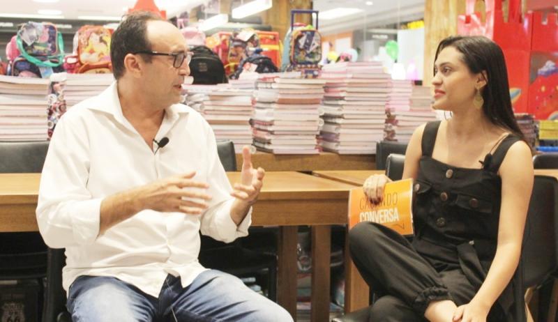 Dirceu Andrade fala de parceria com Amauri e nova geração do humor