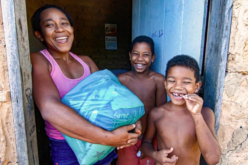 Plantao Social da PMU atende famílias da zona urbana e rural de Uruçuí
