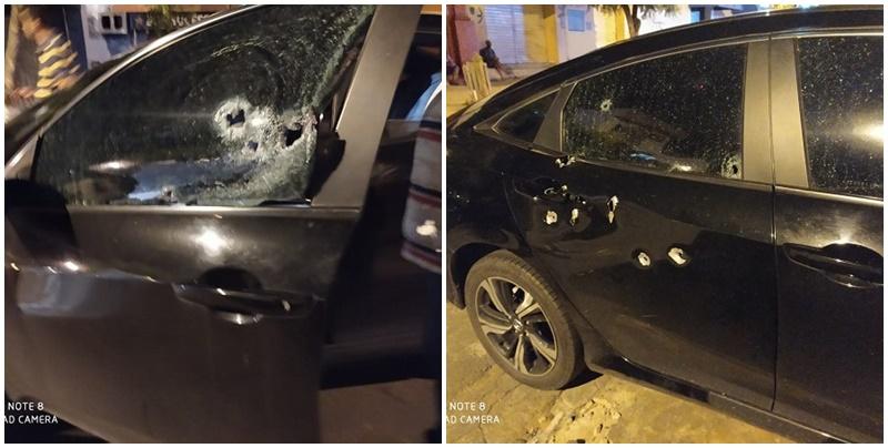 Delegado sofre atentado e é alvo de vários tiros em Floriano