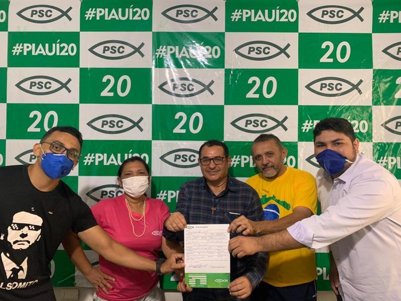 PSC fecha chapa pura com 44 pré-candidatos em Teresina