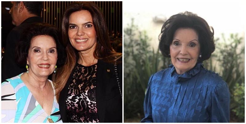 Mãe da deputada Iracema Portella morre em Teresina; 1ª  mulher eleita deputada federal pelo Piauí