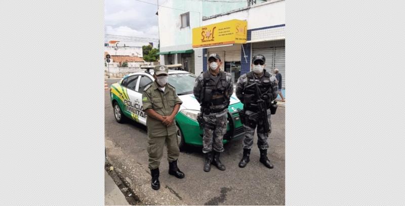 Quem for flagrado fora de casa no Piauí pode pegar multa de R$ 500 a R$ 5 mil