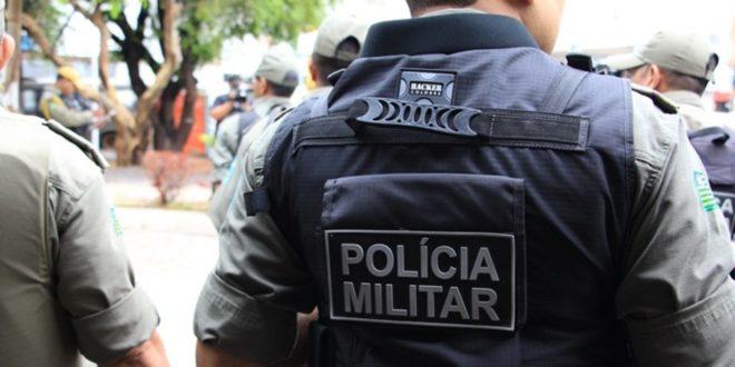Criminosos fardados de PMs roubam armas de vigilantes da Equatorial em Teresina