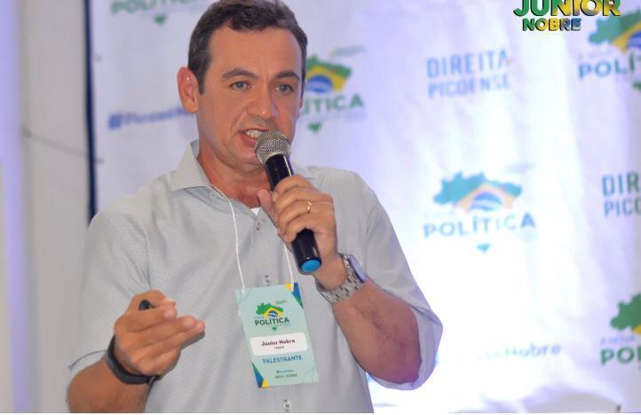 PICOS | Júnior Nobre se filia ao PSD