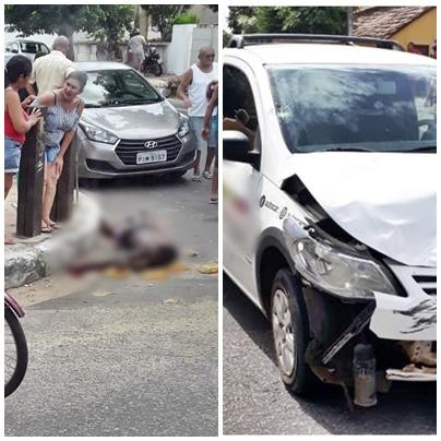 Duas pessoas ficam gravemente feridas em acidente no Litoral do Piauí