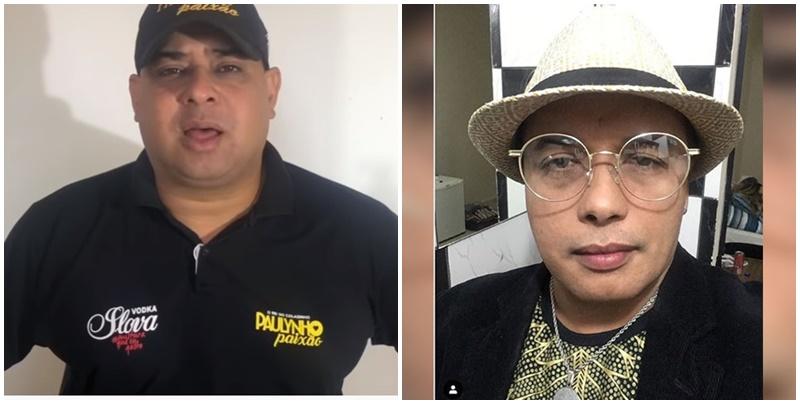 Bombástico: Produtor musical conta a verdadeira história de Paulynho Paixão;  assista à entrevista!