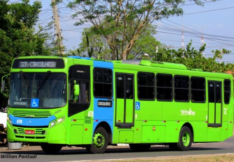 Após suspensão de ônibus, Strans determina horário de ônibus para atender profissionais da saúde