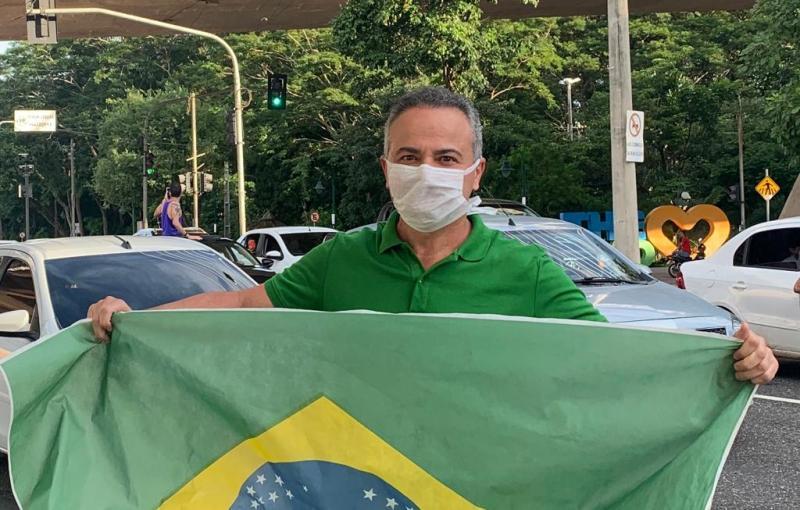 Valter Alencar pede reabertura do comércio ao prefeito Firmino Filho