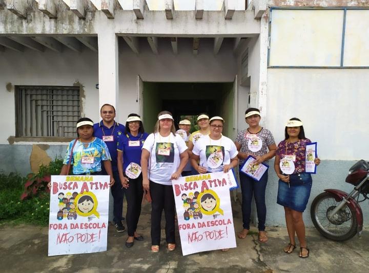 São Gonçalo do Piauí | Secretaria Municipal de Educação realiza Busca Ativa por alunos