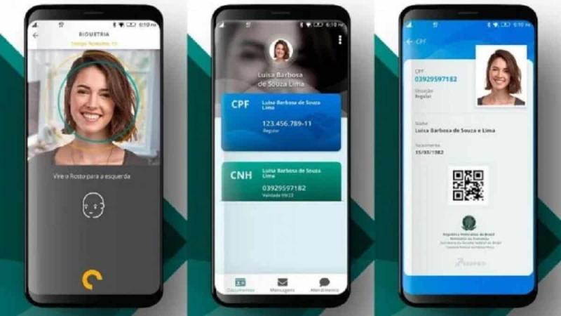 Receita Federal une CPF e CNH digitais em aplicativo; Saiba como