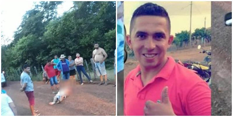 Jovem morre após bater a cabeça no chão em acidente de moto, no Piauí