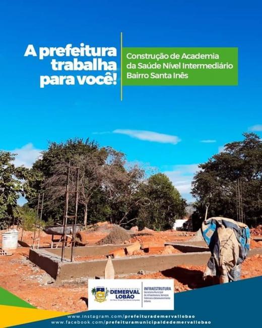 Demerval Lobão | Prefeitura e infraestrutura com várias obras para a população; Veja