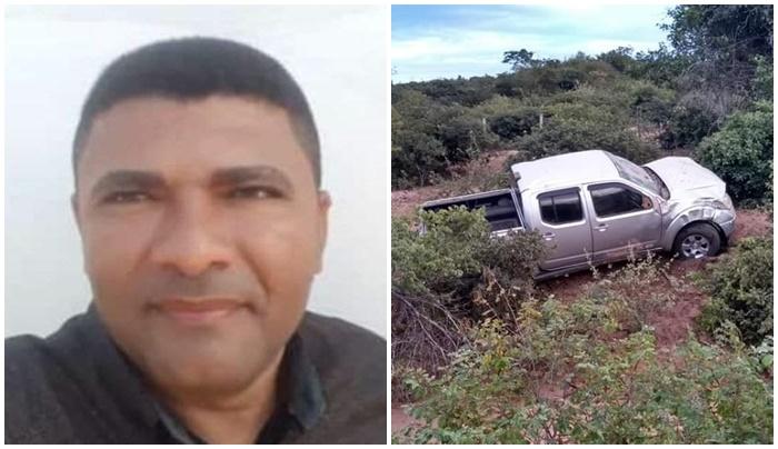 Empresário morre após ser sacado de veículo durante acidente na BR-020 no Piauí