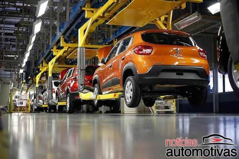 Crise do coronavírus: França alerta que montadora Renault pode desaparecer