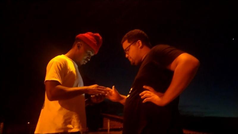 Rapper piauiense Preto Kedé faz parceria com doutor em universidade portuguesa e produtor mexicano