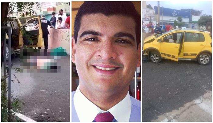 Advogado morre em grave acidente em Teresina