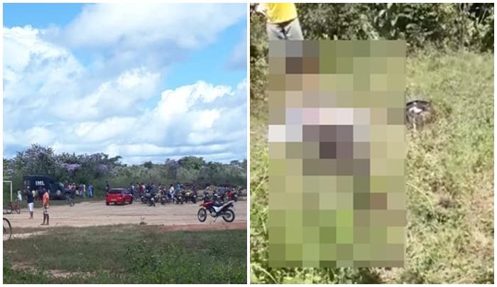 Polícia identifica corpo que foi encontrado em estado de decomposição em Demerval Lobão