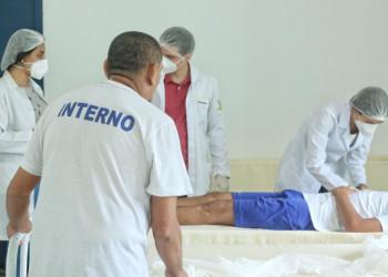 Detento da Cadeia Pública de Altos foge do Hospital Getúlio Vargas em Teresina