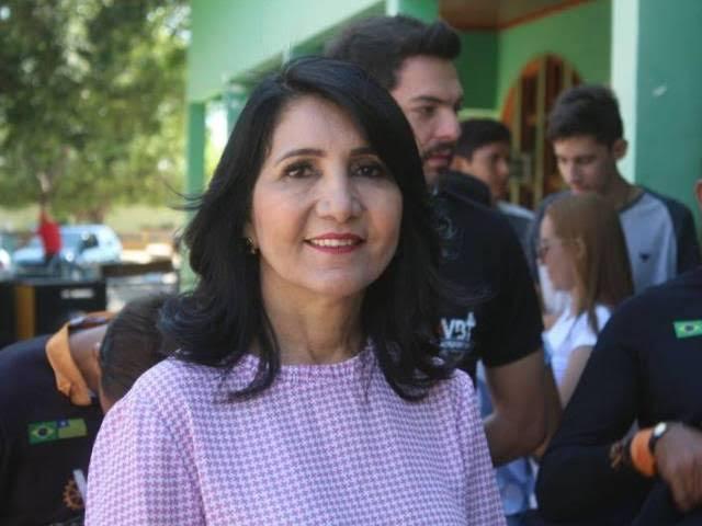 Felicitações a Prefeita Ceiça Dias.