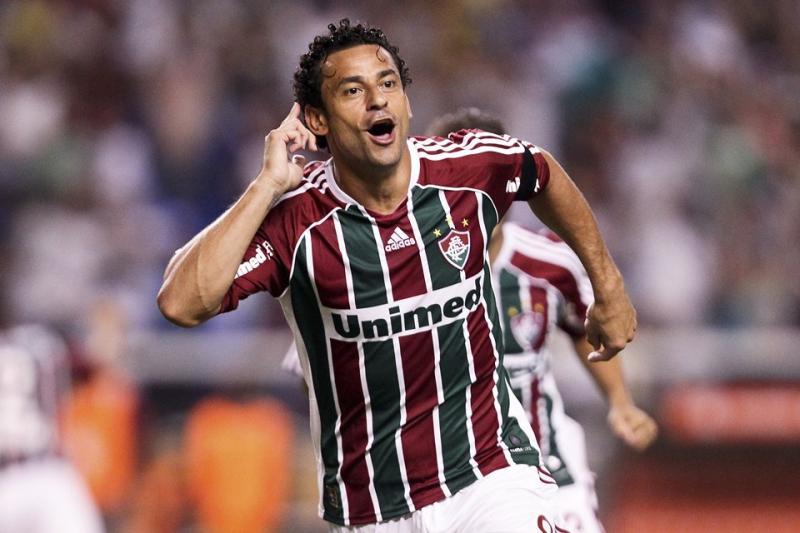 Após quatro anos, atacante Fred está de volta ao Fluminense