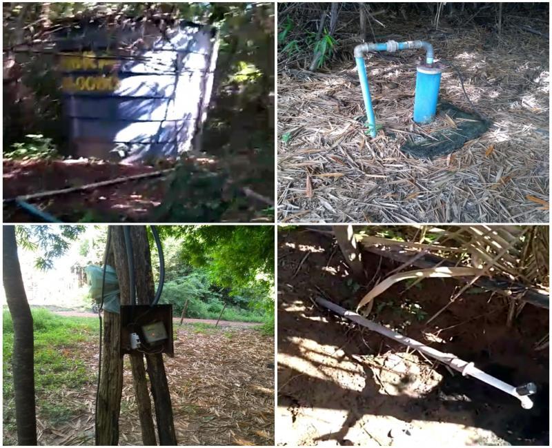 Povoado monte castelo zona rural de União vive problemas com abastecimento de Água.