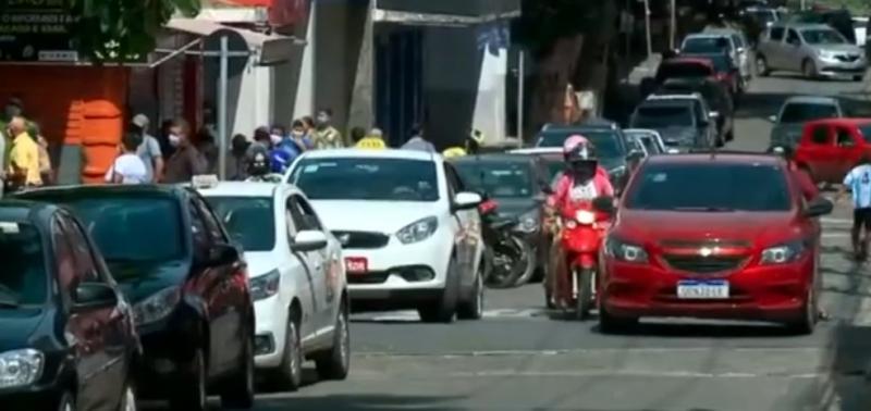 Firmino Filho suspende rodízio de veículos em Teresina