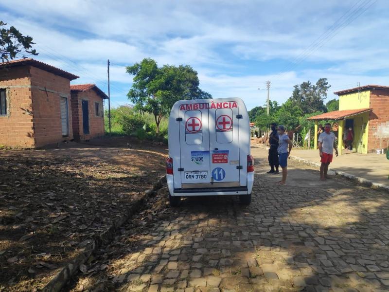 Bebê de 1 mês morre sufocado e pais são detidos no Piauí