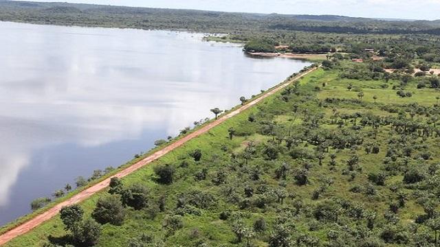 Licitação para reforma da Barragem do Bezerro esta em fase de conclusão.