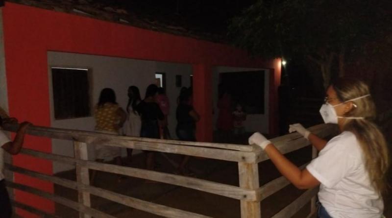 Polícia Militar é acionada após culto, com churrasco, reunir mais de 30 pessoas no Piauí