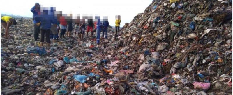 Feto de 9 meses é encontrado em aterro sanitário em Teresina