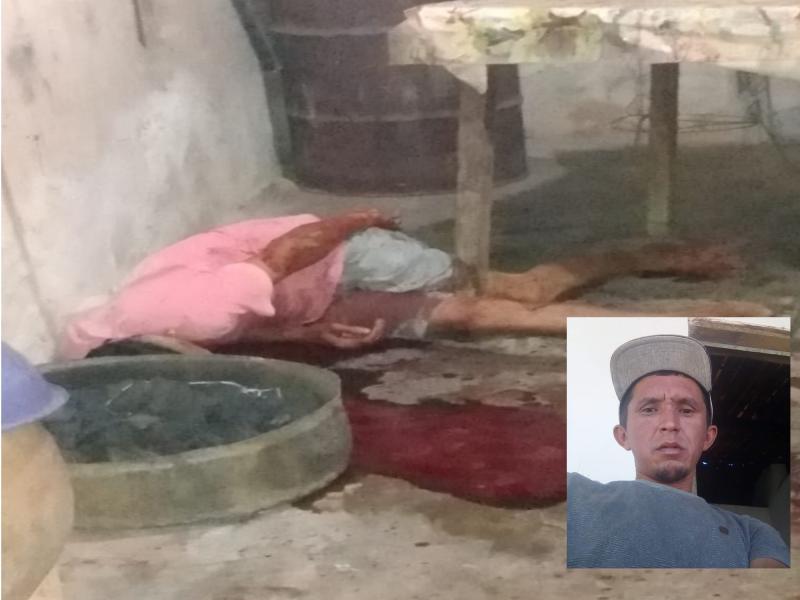 Sigefredo Pacheco: Homem é encontrado morto dentro de casa, suspeita é de assassinato