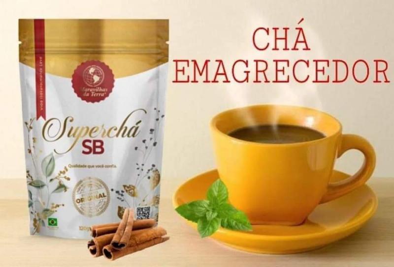 O melhor Chá de Emagrecimento do Brasil agora chega na Região do Vale do Sambito