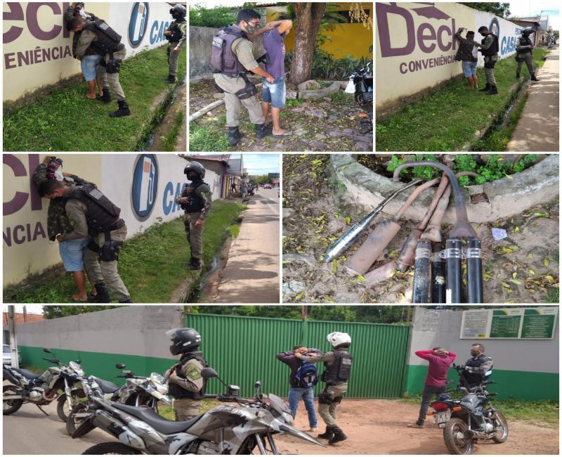 Operação  Fortuna  e mais de 40 veículos abordados em União PI