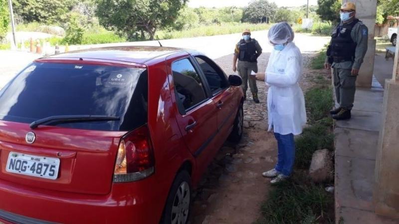 Piauí é destaque nacional no UOL no combate a covid-19