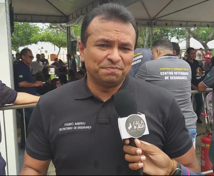 Deputado Fábio Abreu confirma sua pré-candidatura a prefeito de Teresina