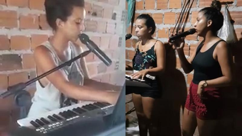MA: jovem impressiona com vozeirão e viraliza cantando seresta; veja vídeo!