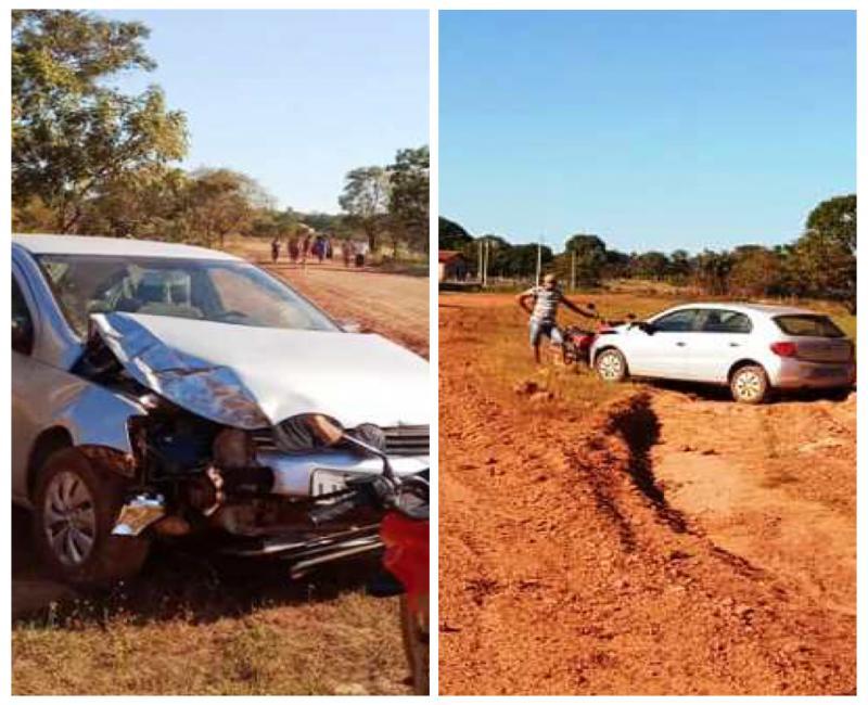 Empresária grávida fica ferida em grave acidente no Norte do Piauí