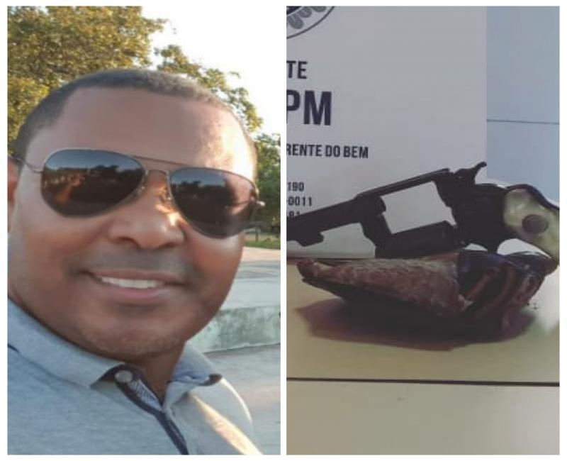 Vereador de cidade do Piauí é preso em flagrante na Bahia