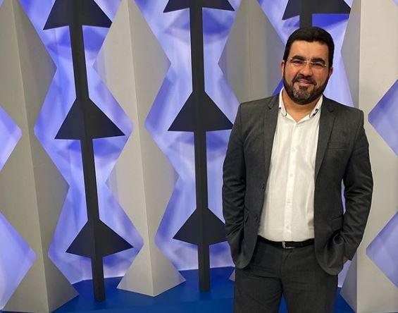 Jornalista Luíz Fortes sofre acidente na zona Leste de Teresina