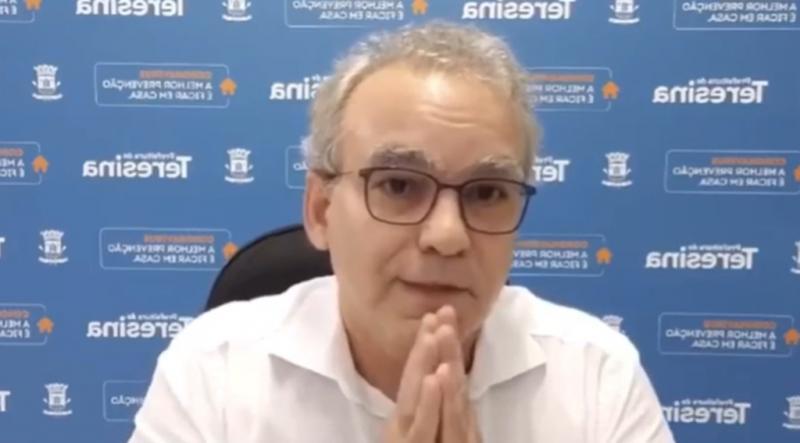 Firmino Filho fica indignado com decisão que autorizou funcionamento de supermercados