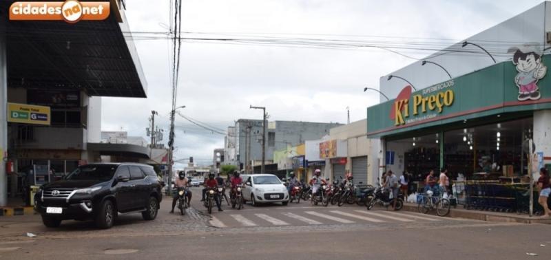 Por decisão judicial, Prefeitura de Picos volta a determinar o fechamento do comércio