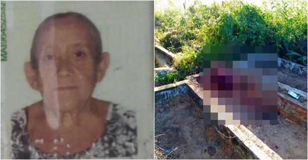 Idosa é morta a pedradas ao acender velas em cemitério no Maranhão
