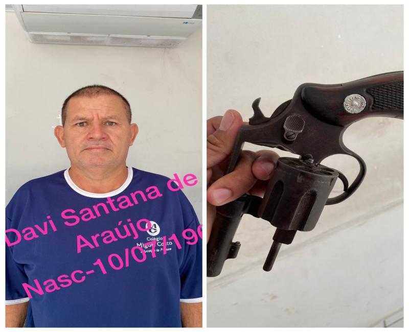 Faccionado de São Paulo é preso durante operação em Timon
