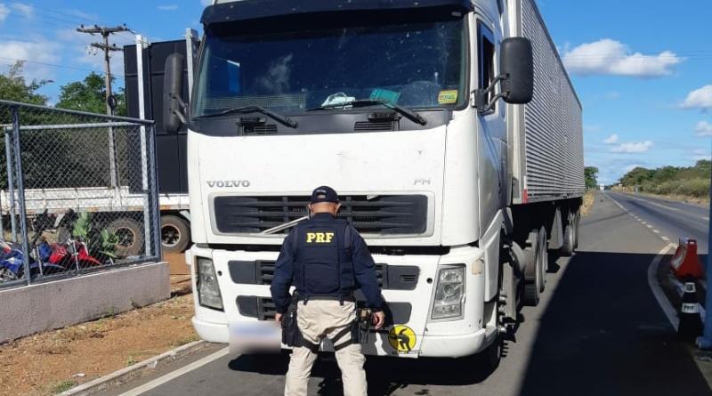 PRF prende integrante de quadrilha interestadual especializada em assalto a carga no Piauí