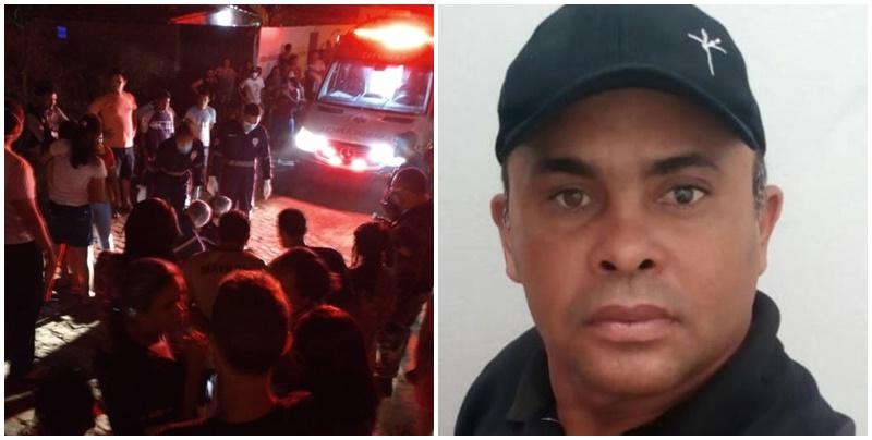 Vigilante é assassinado com três tiros na zona leste de Teresina