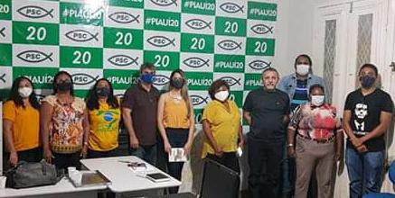 PSC Mulher reúne pré-candidatas à Câmara Municipal de Teresina