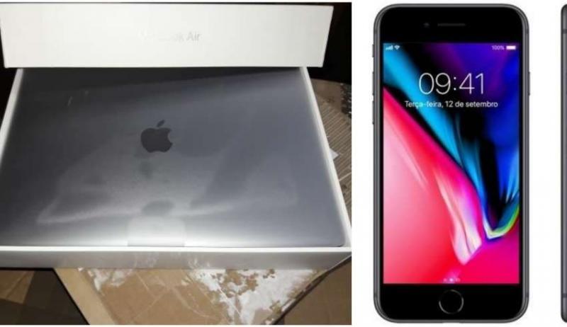 Descontão! Leilão da Receita tem MacBook e iPhone 8 por R$ 500; veja como participar