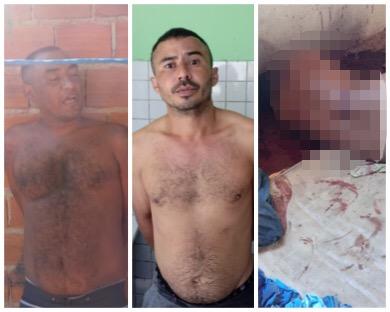 Suspeitos de decepar e matar homem são presos em Teresina